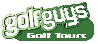 golf guys golf tours logo c
